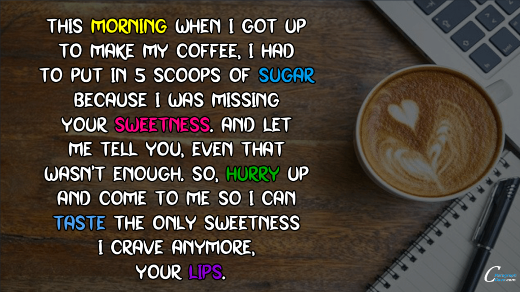 Cute-Paragraph-Girlfriend-to-Wake-Up-to-Five
